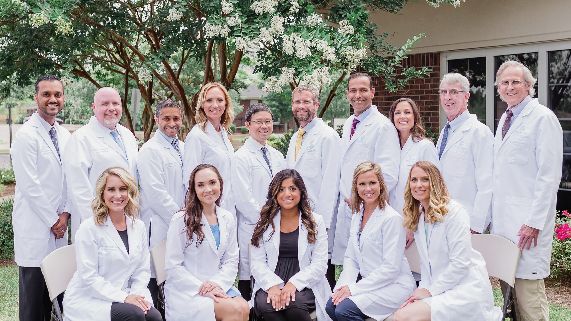 NE Digestive Physician Team